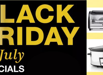 Macy's | Black Friday In July Sale
