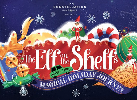 The Elf on the Shelf's Magical Holiday Journey Tickets | Pomona, CA