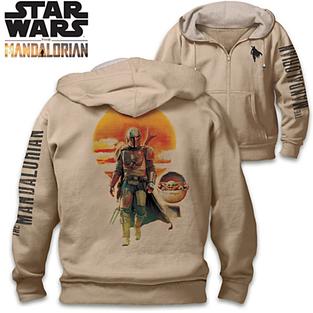Star Wars The Mandalorian Hoodie