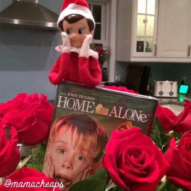 Home Alone | Elf On The Shelf