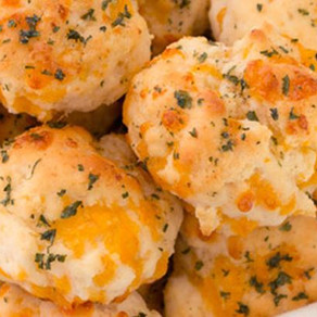 Recipe |  Gluten Free Cheddar Bay Biscuits