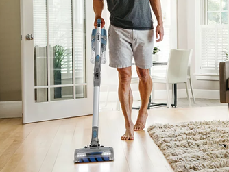 Up to $210 Off Shark Stick Vacuum + FREE Shipping & Earn $40 Kohl's Cash