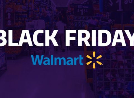 Walmart Announces Black Friday 2020 Sale Dates, Store Hours
