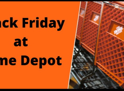 Home Depot to Offer Two Months of Black Friday Deals
