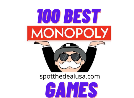 100 Best Monopoly Games