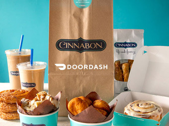 DoorDash   Cinnabon For Father's Day (Or Any Day Of The Week!)