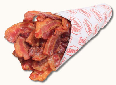 Free Denny's Bacon Bouquet For Dad For Father's Day