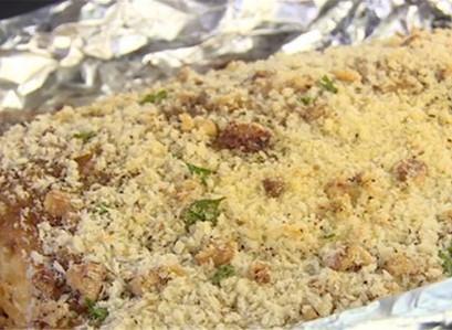 Cook With Cabela's   Crispy Dijon Grilled Salmon Recipe