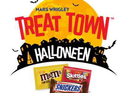 Virtual Trick Or Treating with M&M/Mars 'Treat Town' App And Score Real Candy!