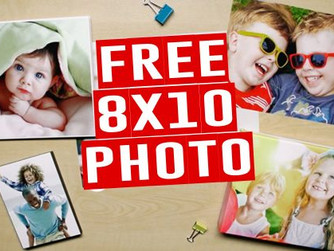 FREE 8×10 Photo Print w/ Free In-Store Pickup at Walgreens