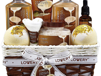 Enter To Win A Free Bath & Body Gift Basket Giveaway