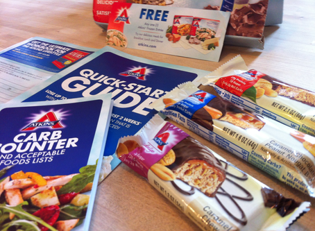 Get a Free Atkins Quick-Start Kit, Plus $5 in Coupons