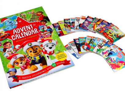 Sam's Club | Nickelodeon Storybook Advent Calendar