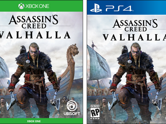 Walmart | Assassin's Creed Valhalla Pre-Purchase (PS4 or Xbox One)