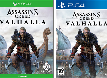 Walmart   Assassin's Creed Valhalla Pre-Purchase (PS4 or Xbox One)