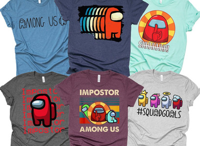 Imposter Tees | Youth + Adult