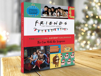 Friends Official Advent Calendar is Here   Amazon Pre-Order