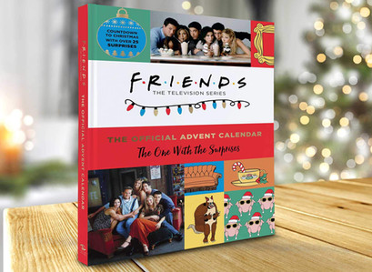 Friends Official Advent Calendar is Here | Amazon Pre-Order
