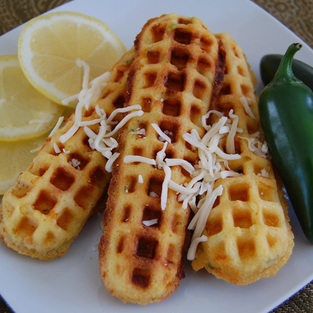 Recipes | Nordic Ware Waffle Dippers Pan & Recipes