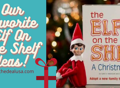 Our Favorite Elf On The Shelf Ideas For You To Enjoy!