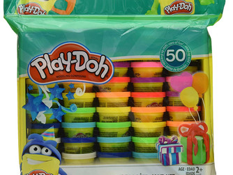 Play-Doh Mini 50 Pack (1oz cans) Easter Basket Stuffers