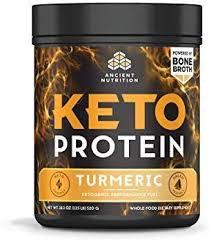 Keto Protein Turmeric 18.4oz