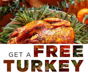 Butcher Box | FREE Thanksgiving Turkey With Your First Box