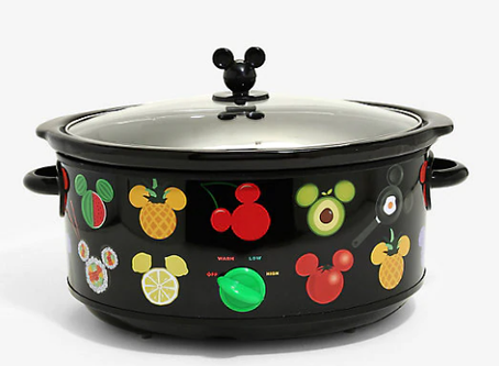 Disney Mickey Mouse Mickey Food Heads Slow Cooker