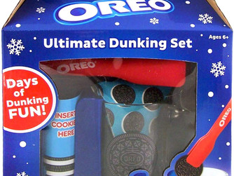 Oreo Mug Ultimate Dunking Gift Set with Cookies