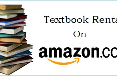 Amazon | Save With Textbook Rentals