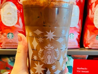 How To Order The Hot Cocoa Cold Brew At Starbucks