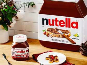 Nutella Launches DIY Breakfast Kit In Support Of No Kid Hungry