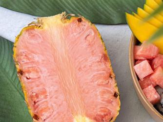 Del Monte Sells Pink Pineapples