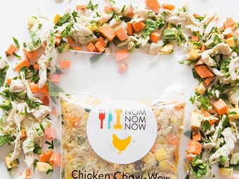 NomNomNow | 50% Off First Order ~ Cat & Dog Fresh Pet Food