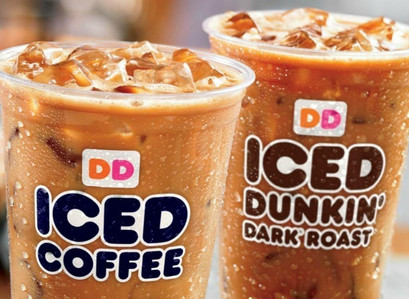 FREE Hot or Iced Coffee w/ Purchase at Dunkin' on Mondays | Begins August 3rd