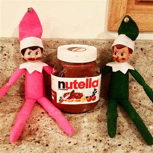 Nutella | Elf On The Shelf