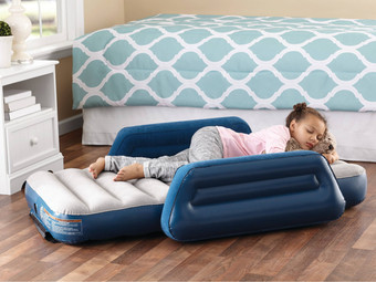 Walmart   Ozark Trail Kids Camping Airbed with Travel Bag