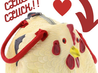 People Are Obsessed With This Chicken Hen Handbag