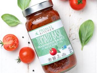 Social Nature - Free Primal Kitchen Organic Pasta Sauce