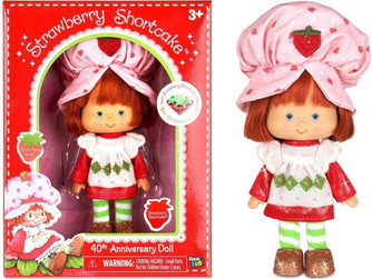 Retro Strawberry Shortcake Classic Dolls