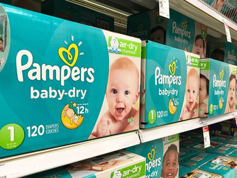 $10 Prime Video Credit with $40 Pampers Purchase on Amazon