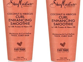 Walgreens Deals | Just 8 Cents | 2-Ct SheaMoisture Curl Enhancing Smoothie
