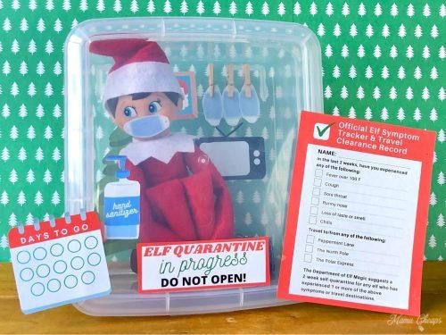 Quarantine | Elf On The Shelf