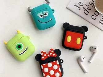 You Will Love These Disney Inspired AirPods Case Covers