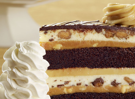 FREE Slice of Candy-Themed Cheesecake at the Cheesecake Factory!