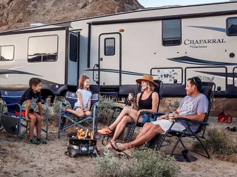 RVshare | Vacation in a Camper Delivered & Set Up For You
