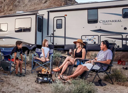 RVshare   Vacation in a Camper Delivered & Set Up For You