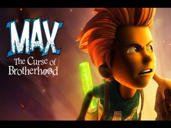 Twitch Prime| Max The Curse of Brotherhood (PC Digital Download)