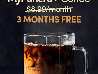 Panera Bread | 3 Months Of MyPanera+ Coffee For Free