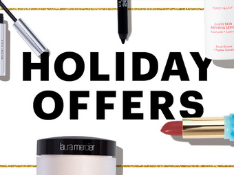 Allure Beauty Box Holiday Deals |  FREE Holiday Gift Bundle with Subscription